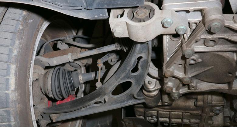 Vadné silentbloky: Jak je poznat?  A co hrozí, když zanedbáme údržbu?