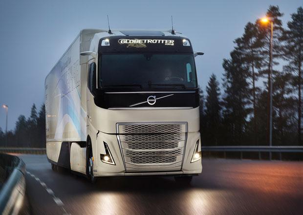 Volvo Trucks v roce 2019 zahájí prodej elektrických nákladních vozidel