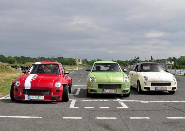 Pamatujete polskou značku Syrena? Měla se vrátit, projekt retro autíčka ale strádá...