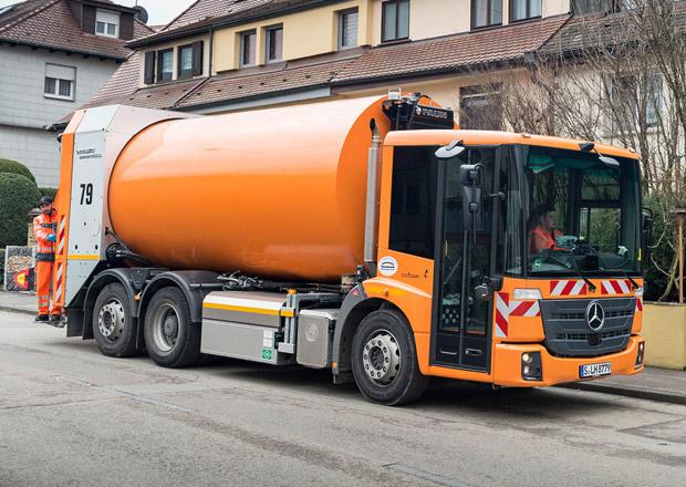 Daimler AG zve na veletrh IFAT 2018