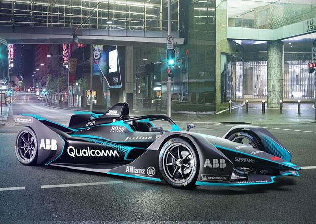 Formule E nové generace se odhalila světu. Má ošklivý halo kokpit, ale bude rychlejší