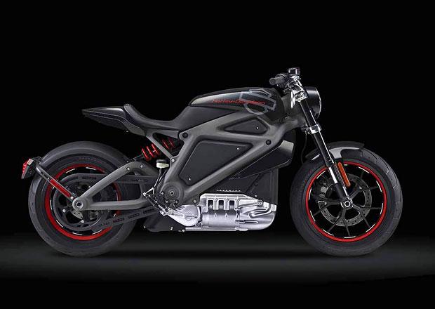 Elektrickou motorku už chystá i Harley-Davidson. Víme, kdy dorazí