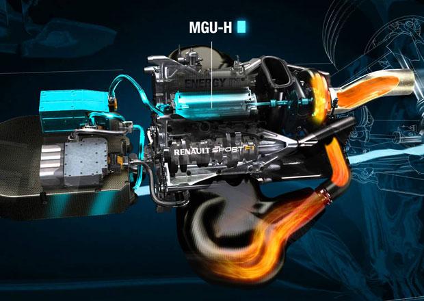 Systémy MGU-K a MGU-H: Jak funguje hybridní pohon Formule 1?