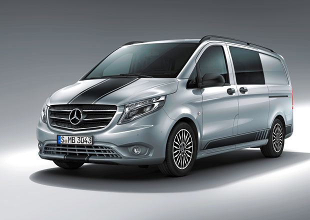 Mercedes benz uv d paket sport line pro model vito for Benz sport katalog