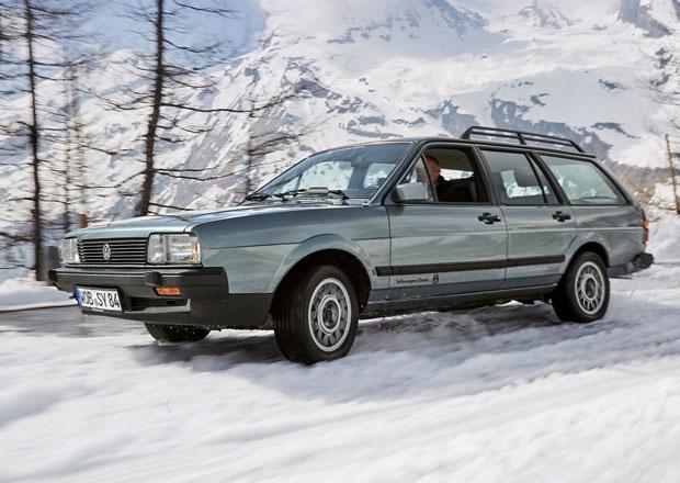 Volkswagen a jeho 4x4 výročí: Víte, čím se liší Syncro od 4Motion?