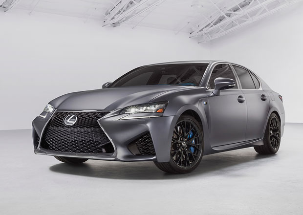 Lexus oslavuje deset let modelů F speciální edicí GS F a RC F