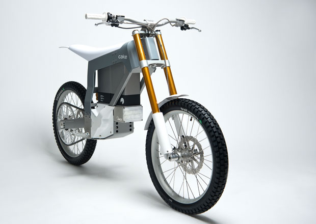 Cake Kalk je neskutečně lehká elektrická terénní motorka ze Švédska
