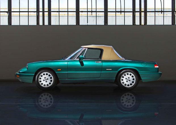 FCA kupuje, renovuje a prodává klasické vozy svých italských značek