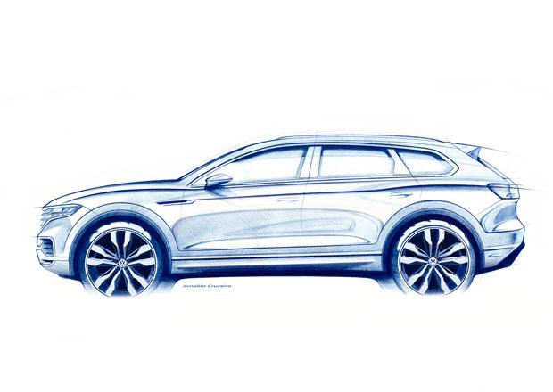 Volkswagen poodhaluje nový Touareg. Už víme, kdy dorazí!