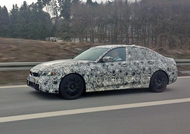 Spy fotky BMW 3 (G20): Nová generace testuje v okolí Mnichova. Jaké motory nabídne?