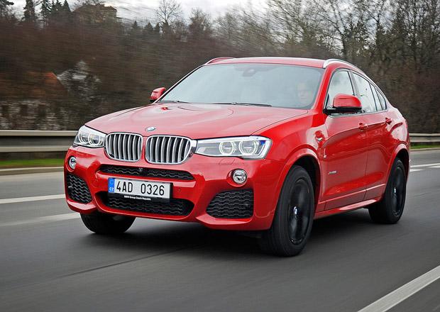 BMW X4 v březnu skončí. Kdy se dočkáme nástupce?