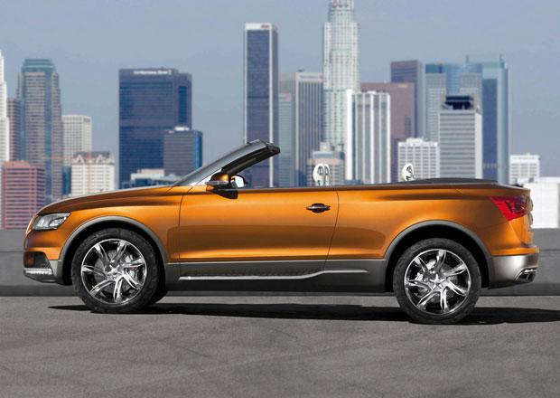 Chystá se Audi Q8 kabriolet? Patentové snímky prozrazují přípravu SUV se stahující se střechou