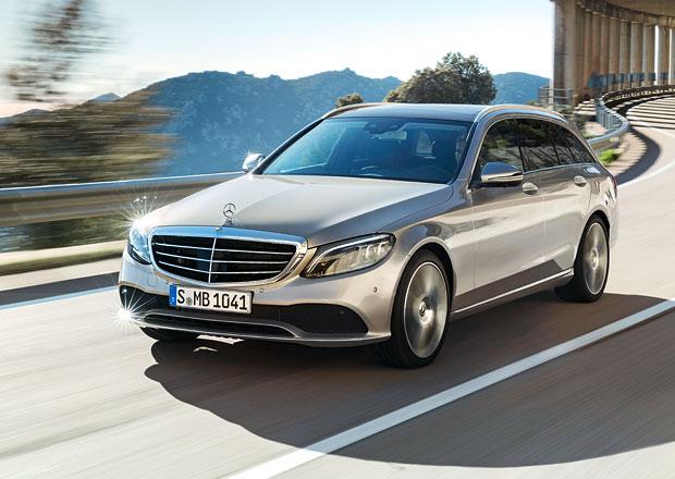 Mercedes přiveze do Ženevy i omlazenou třídu C, nejúspěšnější řadu značky