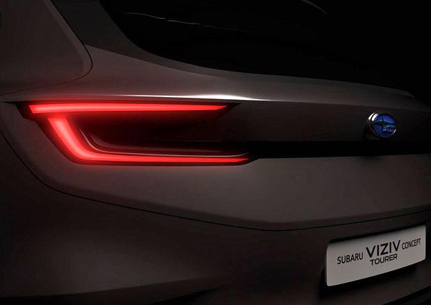 Subaru v Ženevě: Bude koncept Viziv Tourer nástupcem Levorgu?