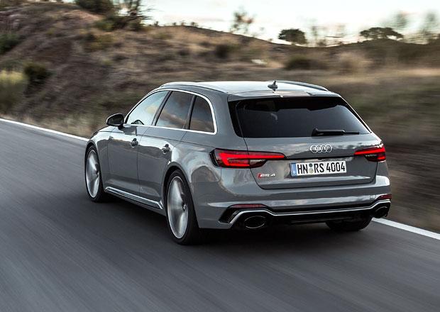 Dočkali jsme se! Nové Audi RS 4 Avant odhaluje českou cenu. Kolik stojí?