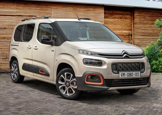 Nový Citroën Berlingo míří do Ženevy. Je to pracant pro extroverty