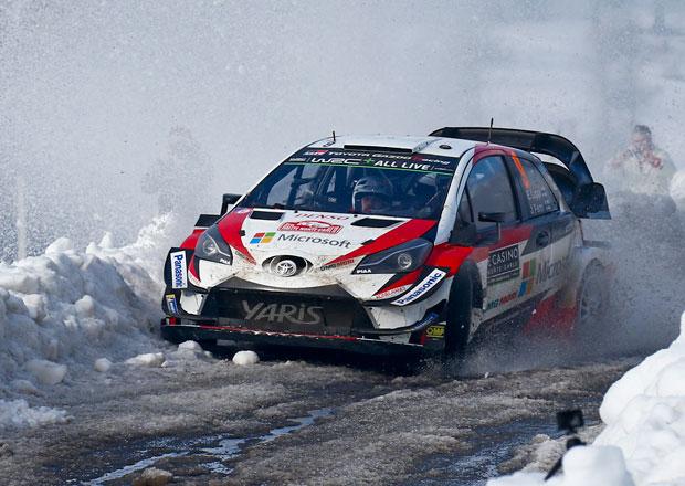 Švédská rallye před startem: Toyota vyzve Ogiera