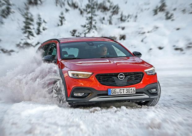 Jak funguje systém pohonu všech kol Twinster? Zjišťovali jsme to za volantem Opelu Insignia