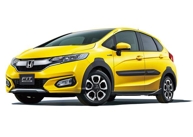 Honda láká na své ženevské novinky. Těšme se na nové CR-V nebo terénní Jazz