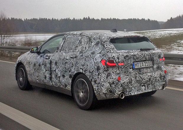 Tohle je nové BMW řady 1. Čeká jej radikální proměna!