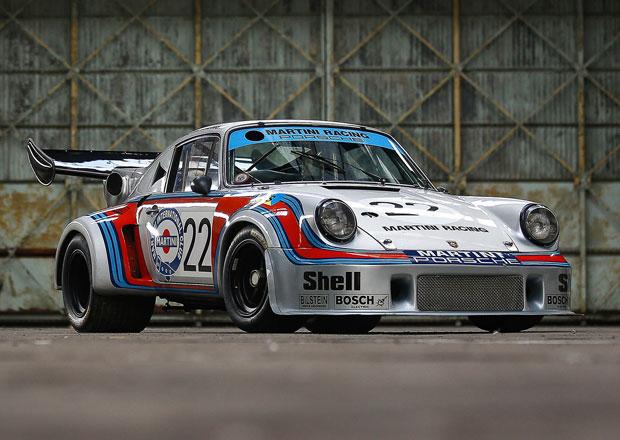 Jedno z nejslavnějších a nejvzácnějších závodních Porsche 911 míří do aukce