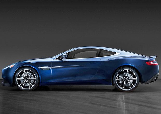 James Bond prodává svůj vlastní Aston Martin Centenary Edition Vanquish