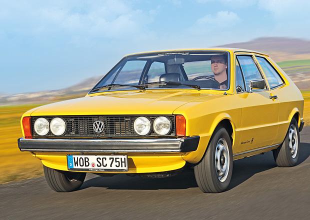 Volkswagen Scirocco končí. Takto příběh sportovního kupé v roce 1974 začal