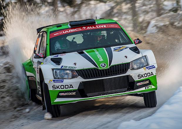 Švédská rallye v cíli: Neuville vítězství uhlídal