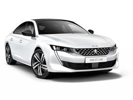 Peugeot 508 oficiálně: Co neprozradily uniklé fotografie? Není toho málo