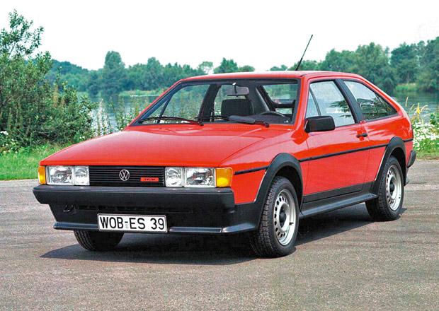 Volkswagen Scirocco II: Jeden z prvních evropských čtyřválců se 16 ventily