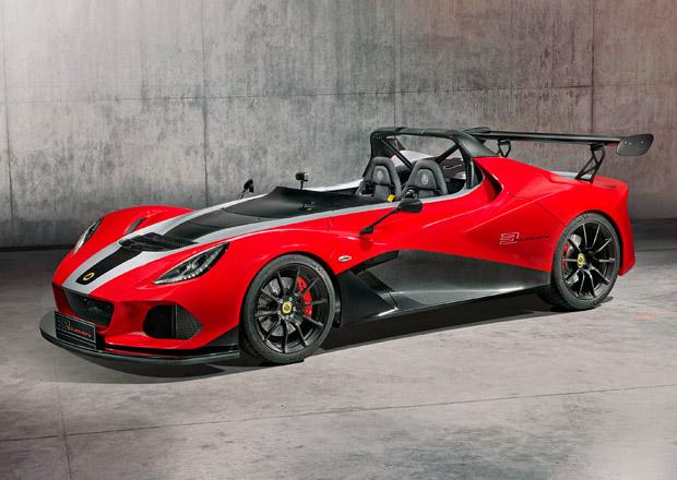 Lotus 3-Eleven 430 je nejextrémnější silniční model v historii značky