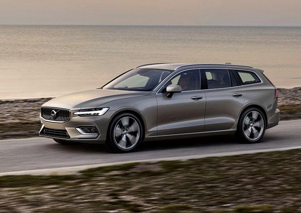 Volvo V60 oficiálně: Rodinný ideál přijede i se dvěma plug-in hybridy