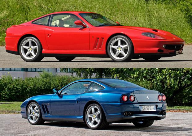 Vzpomínáte na Ferrari 550 Maranello a 575M Maranello? Jeden z nejdůležitějších modelů v historii