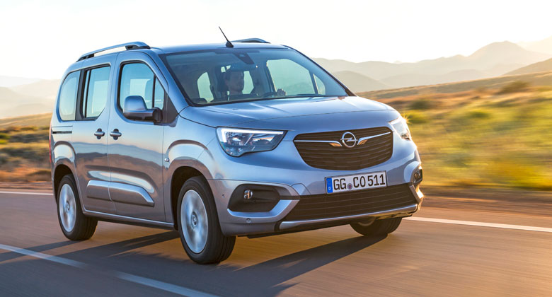Opel Combo Life: Více všeho, ale je to ještě vůbec opel?