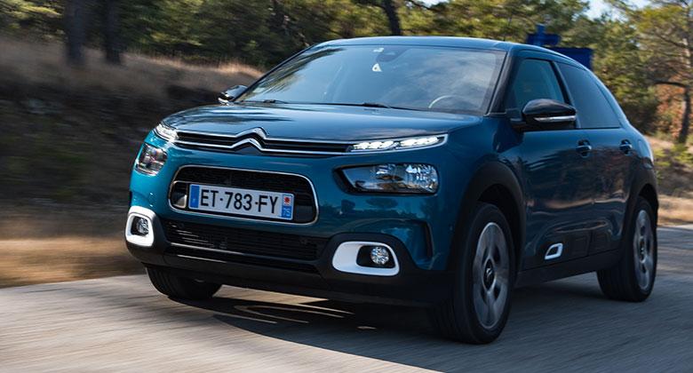 Vyzkoušeli jsme modernizovaný Citroën C4 Cactus. Opravdu je tak pohodlný?