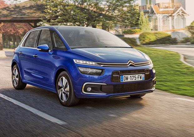 Citroën C4 Picasso končí. Nahradí ho model C4 SpaceTourer