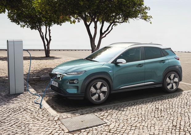 Hyundai Kona Electric: Elektrický crossover má ještě výraznější design a sympatický dojezd