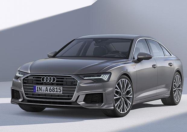 Nová Audi A6 je zmenšenou A8. Už jsme v ní seděli