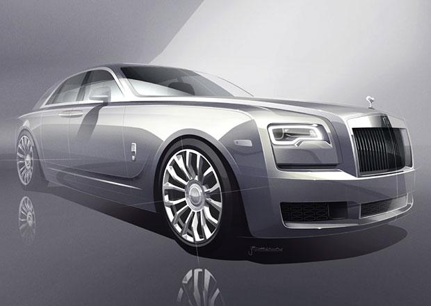 Rolls-Royce Silver Ghost Collection bude stylovou vzpomínkou na slavnou minulost