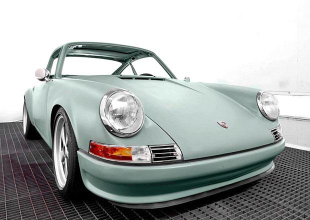 Voitures Extravert Quintessenza: Klasické Porsche 911. Na baterky...