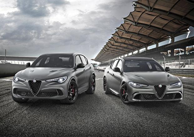 Alfa Romeo láká na ženevské novinky. Vsadí hlavně na výkonná auta