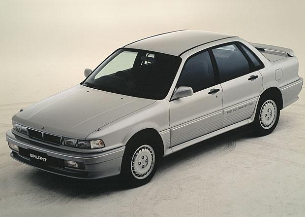 Mitsubishi Galant VR-4 (1987-1992): Lancer Evo měl úspěšného předchůdce