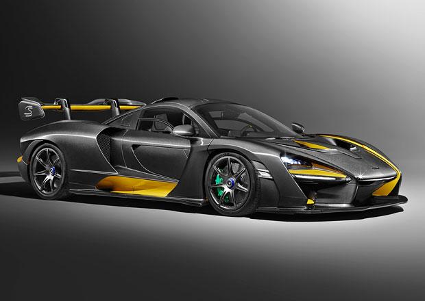 McLaren přehodnocuje názvy svých modelů. Limitky dostanou líbivější jména