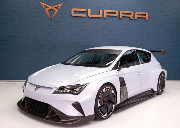 Cupra e-Racer: Budou závodní auta elektrická?