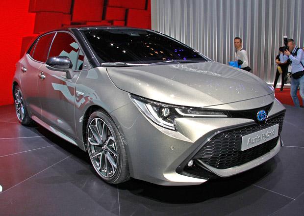 Ženeva 2018: Toyota Auris v nové generaci. Odvážnější hatchback nabídne dva hybridy