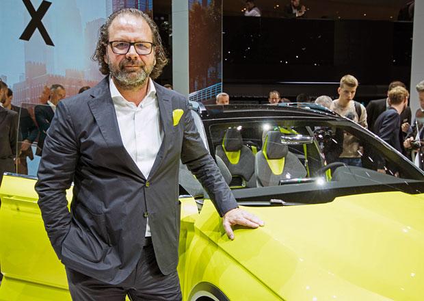 Oliver Stefani, nový designér Škody: Naše auta budou emotivnější!