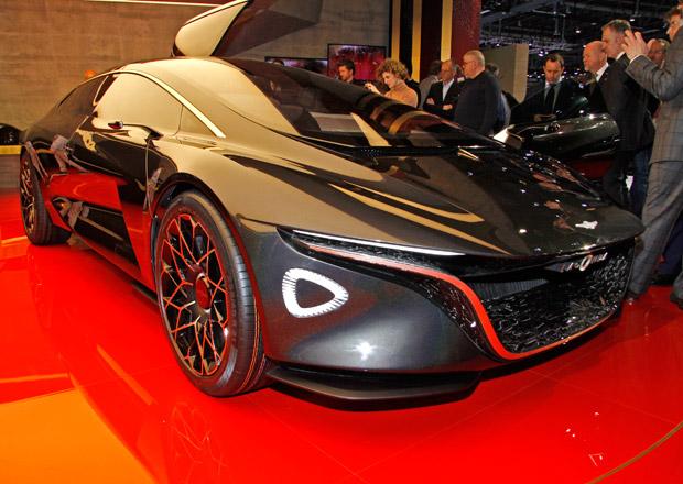 Lagonda Vision Concept: Luxusní auto s nulovými emisemi. A autonomní...