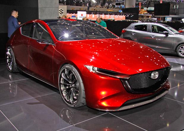 Ženeva 2018: Mazda poodhaluje budoucnost, přivezla dva krásné minimalistické koncepty