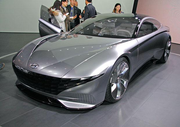 """Koncept """"Le Fil Rouge"""" ukazuje nový směr vývoje designu Hyundai"""