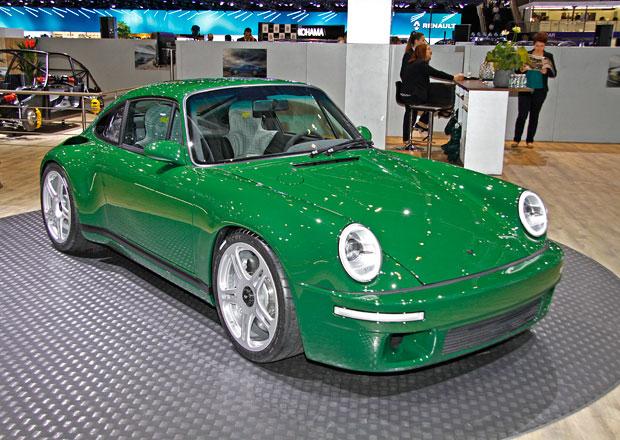 RUF SCR pod vizáží klasického Porsche 911 ukrývá vlastní konstrukci